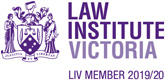 Law Institute Victoria - LIV Member